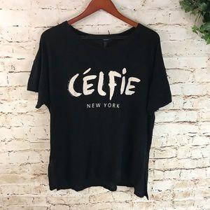 Forever 21 Celfie Shirt